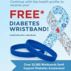 Diabetic Wristband